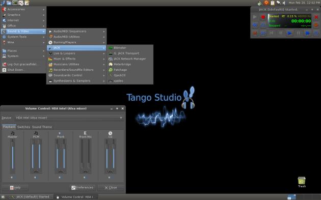 Tango Studio 1.2