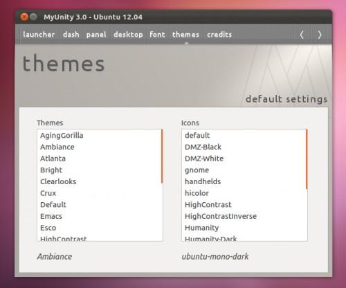 myunity 3.0 by OMG Ubuntu
