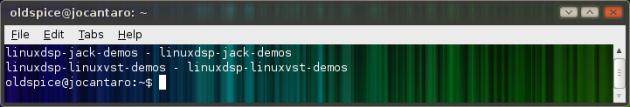 LinuxDSP Plugins