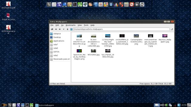 Av Linux 5.0.3