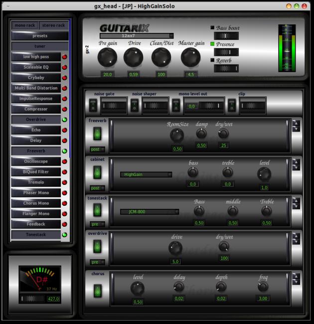 10-Guitarix