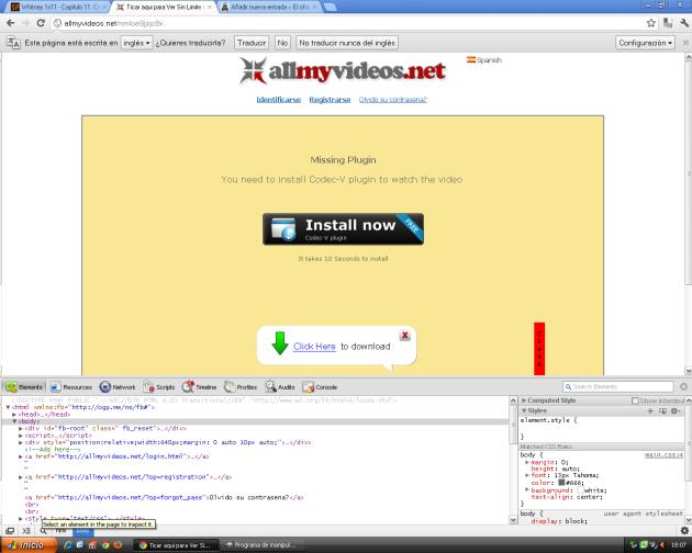Codec-V Plugin