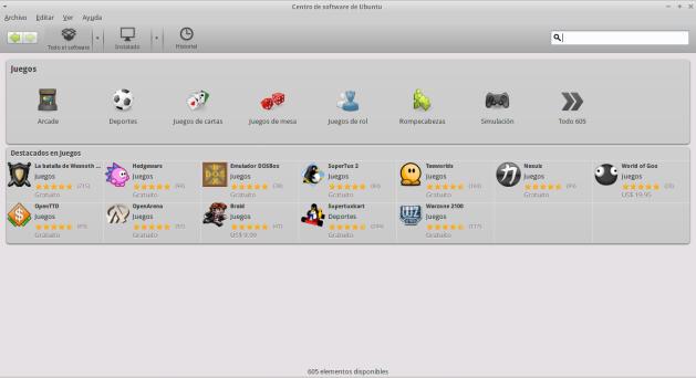 JuegosLinux