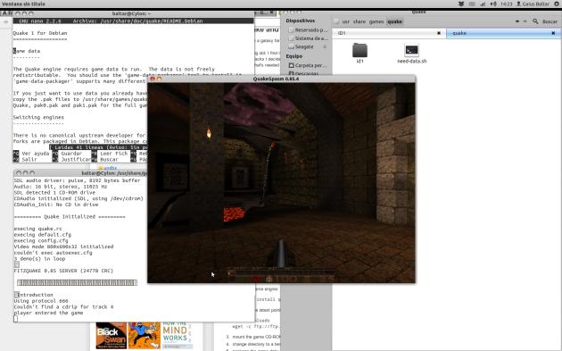 Quake Linux