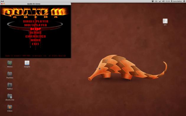 Quake 3 Ubuntu 12.04