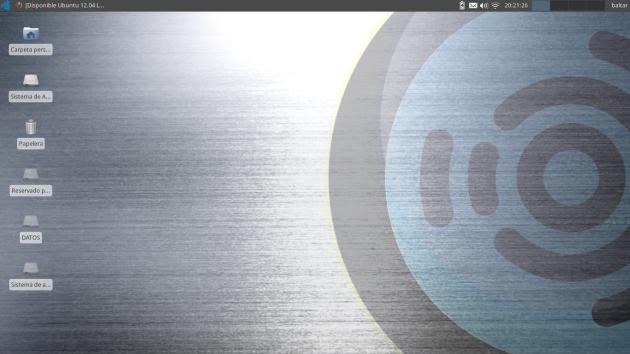 Ubuntu Studio 12.04