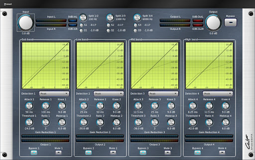 Calf MultiBandCompressor Bleeding Edge