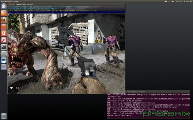 Serious Sam 3 Steam Linux